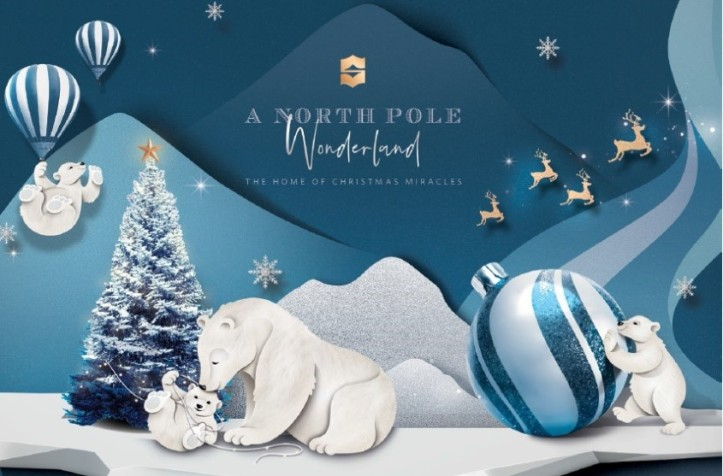 A North Pole Wonderland