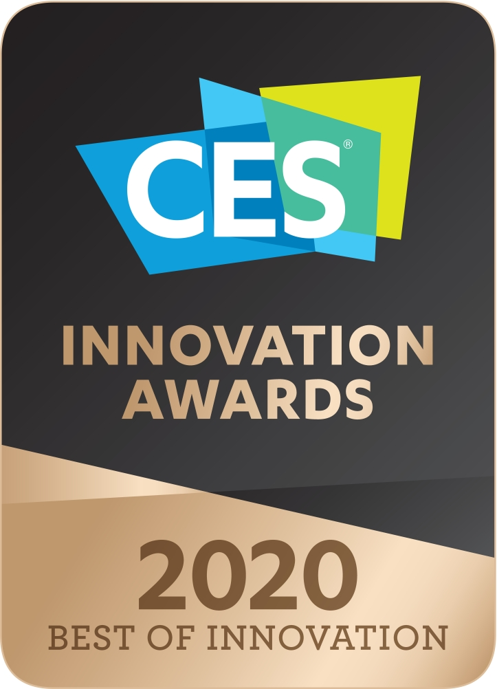 CES2020 Innovation Awards Best of Innovation