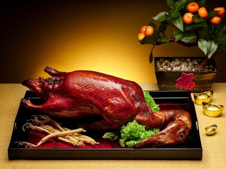 Ginseng Irish Roast Duck