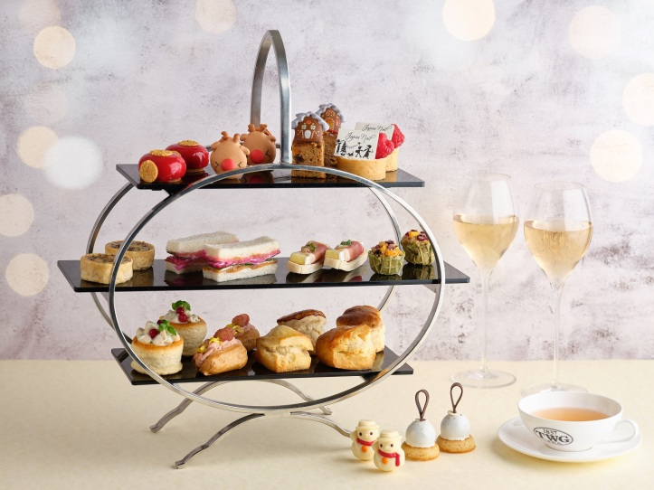 InterContinental Singapore Classic Afternoon Tea - Revelry