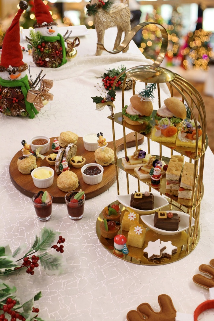 Festive Afternoon Tea (1)