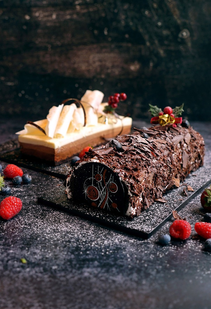 Log Cakes