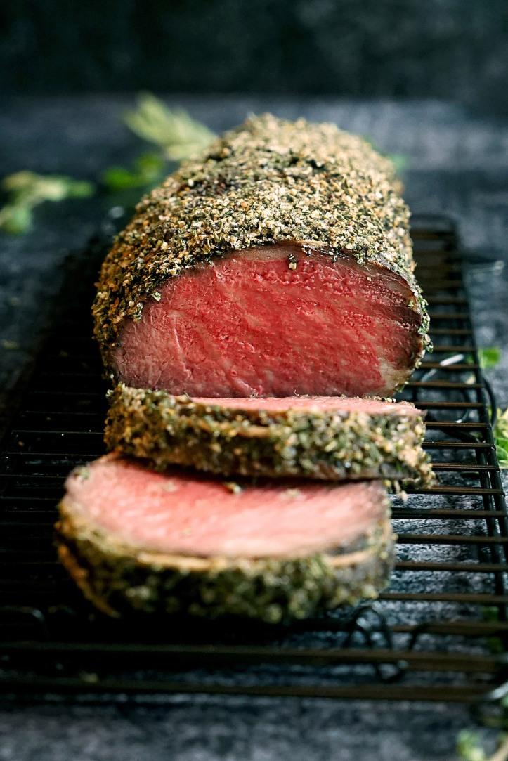 Slow-roasted Wagyu Beef (1)