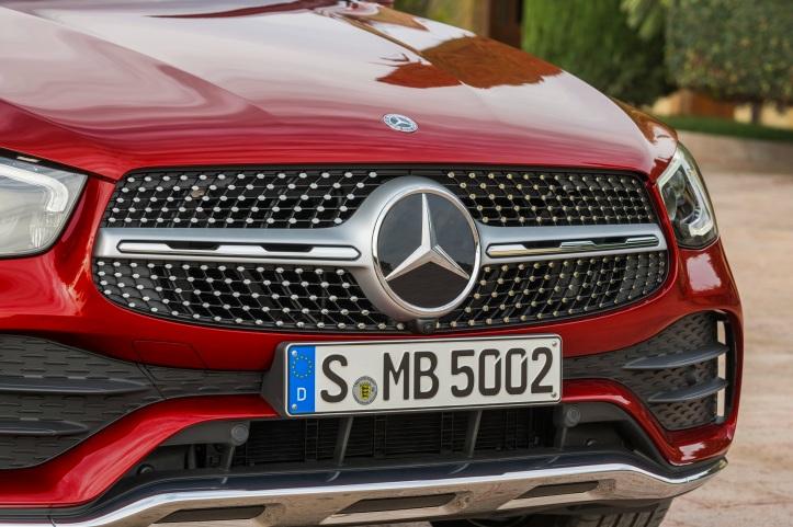 Mercedes-Benz GLC Coupé (C253) Mercedes-Benz GLC Coupé (C253)