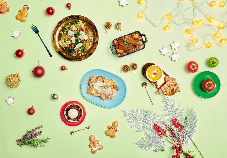 The Westin Singapore - Cook & Brew - Festive Set Menu