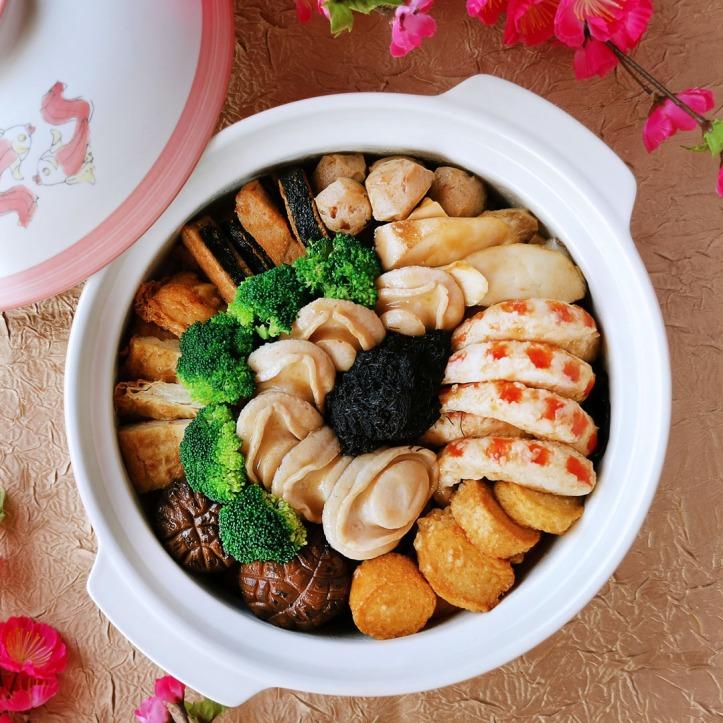 Copthorne King's Singapore - King's Vegetarian Treasure Pot.jpg