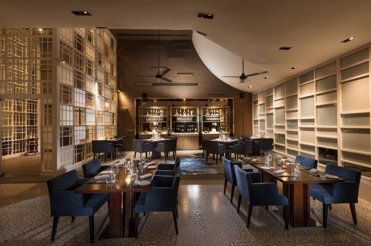 il Cielo Rooftop Italian Restaurant - Interior