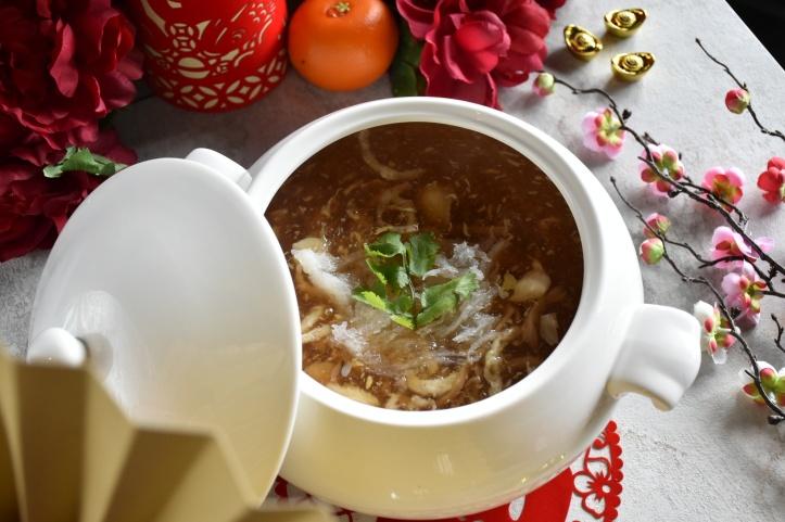 resize_Mimi CNY2020 Birds Nest Crab Meat Soup 2