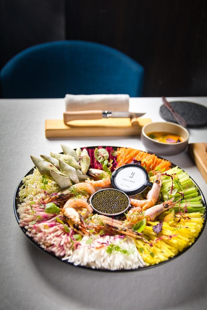 Restaurant JAG Cavia Yusheng Hi Res