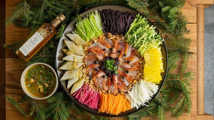 Restaurant JAG Yu Sheng