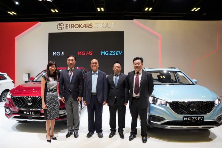 Senior Management of Eurokars Group and SAIC Motor