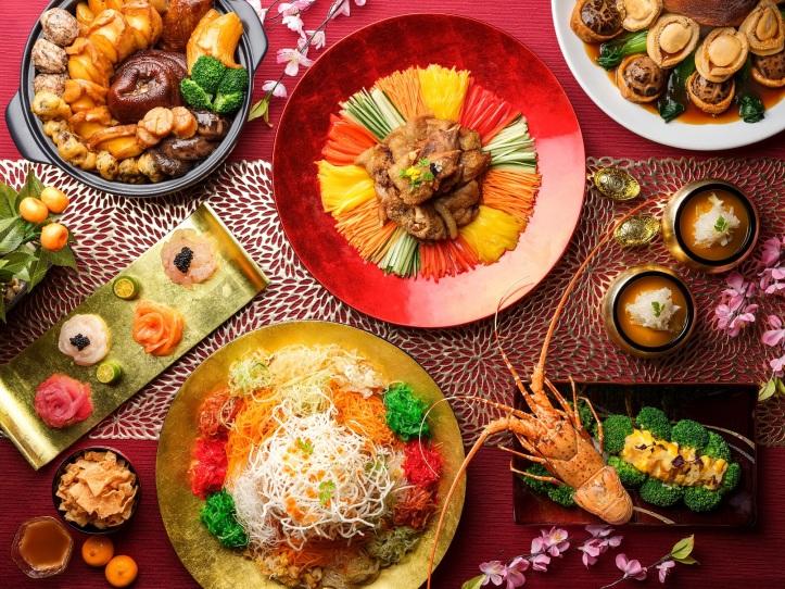 Singapore Marriott Tang Plaza Hotel - Wan Hao Festive Feast.jpg