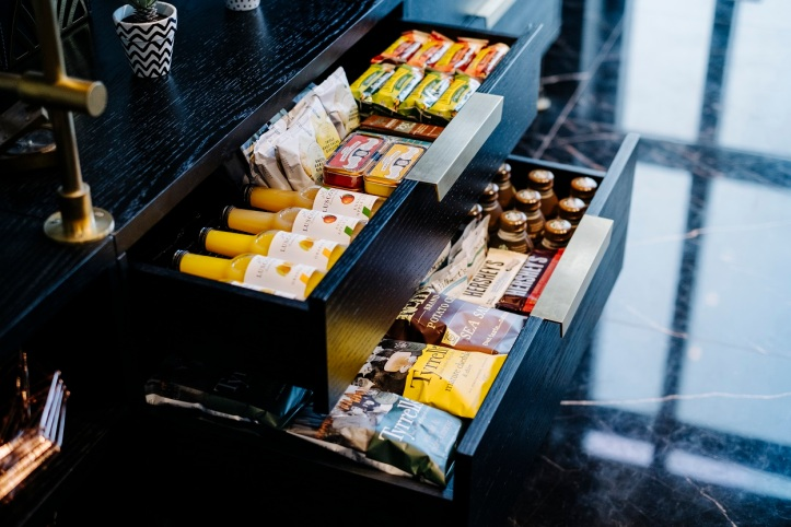 The Outpost Hotel_Minibar_Hi Res