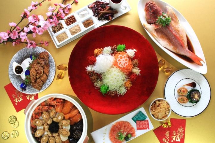 Feasts of Fortune - Reunion Set Menu Highlights