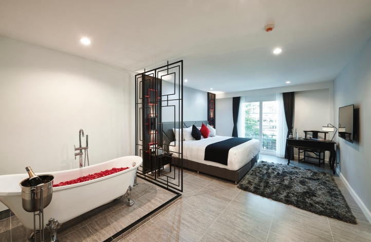 Villa de Pranakorn_Grand Deluxe Bedroom 7