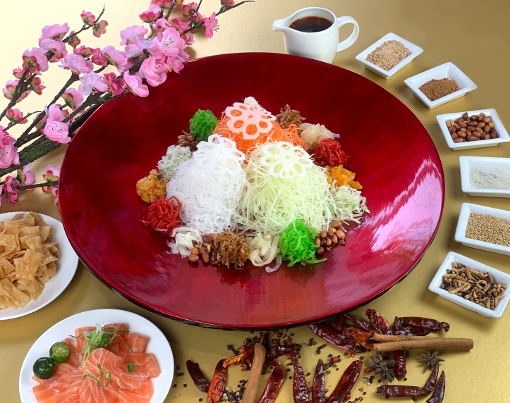 Ma-Luck Fa Cai Yu Sheng (New)