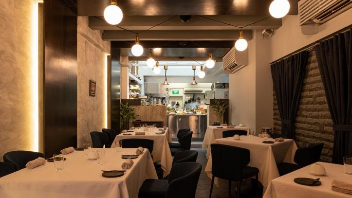 Restaurant JAG interior 2