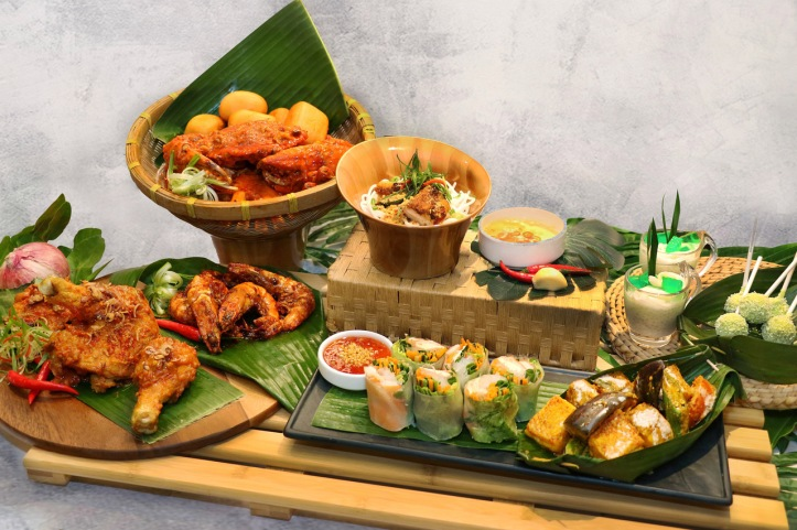 ASEAN Food Promotion, Ramadan 2020, Carousel, Royal Plaza on Scotts