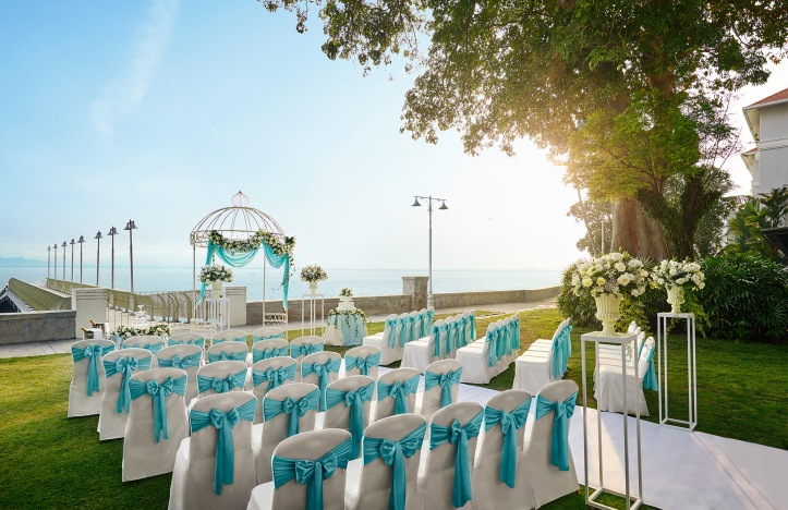 Garden Wedding Set up 01 v2