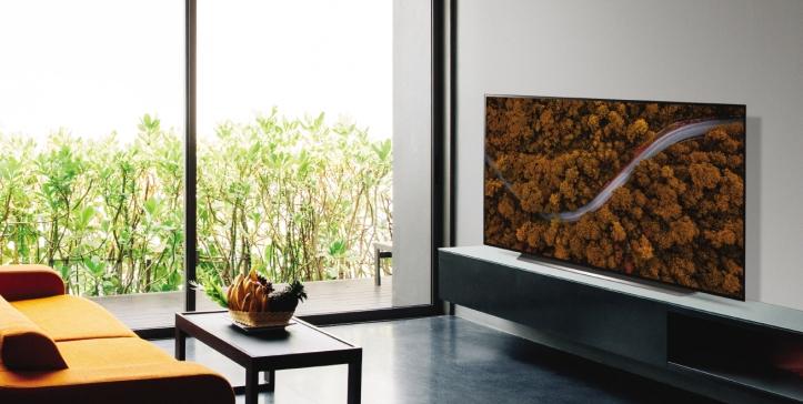 LG OLED TV CX