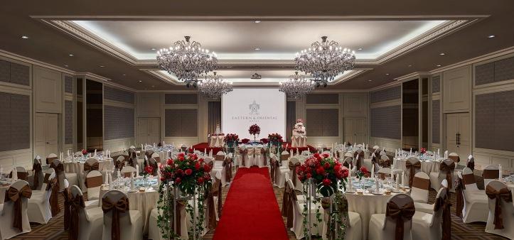 Macalister Ballroom wedding set up 02 v2