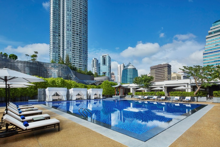 Singapore Marriott Tang Plaza Hotel_Swimming Pool