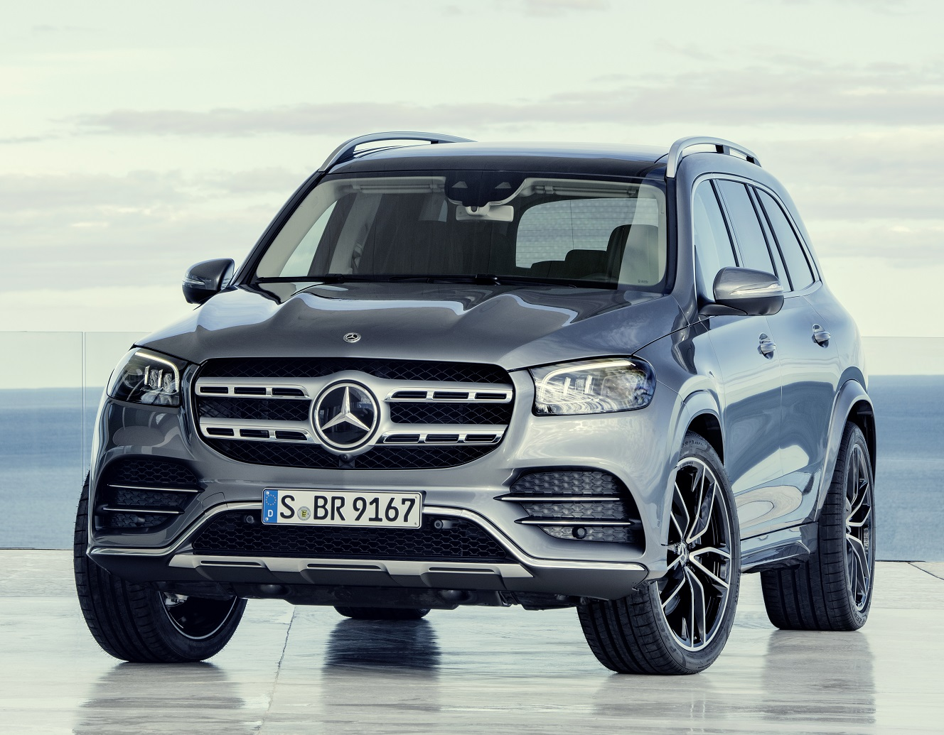 The S Class Of Suvs The New Gls Is Mercedes Benz S