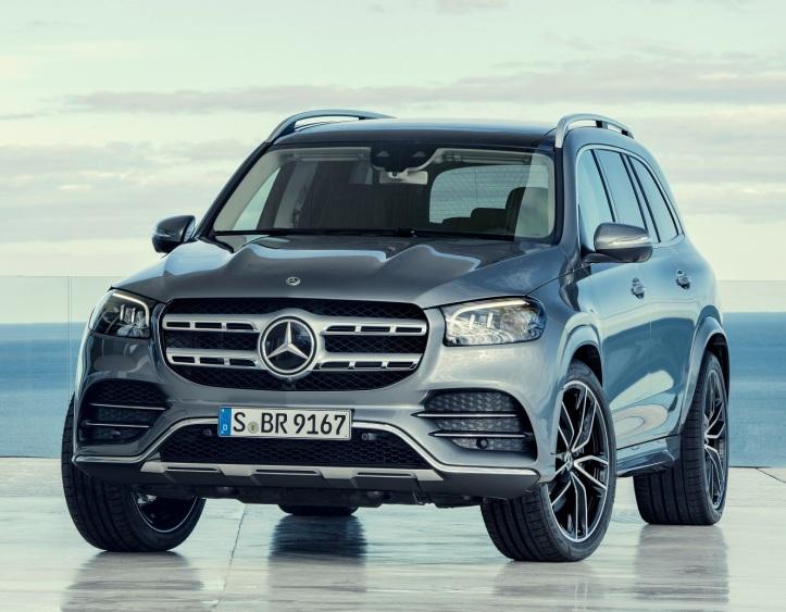 Der neue Mercedes-Benz GLS: Die S-Klasse unter den SUV The new Mercedes-Benz GLS: The S-Class of SUVs