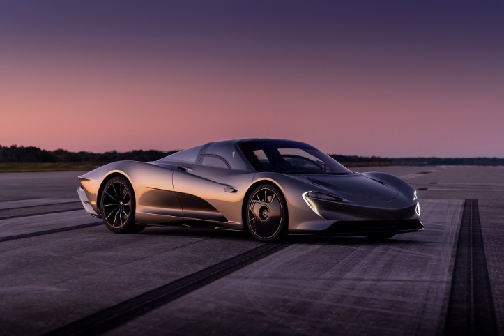 4 McLaren's hybrid Hyper-GT incorporates ground-breaking technology