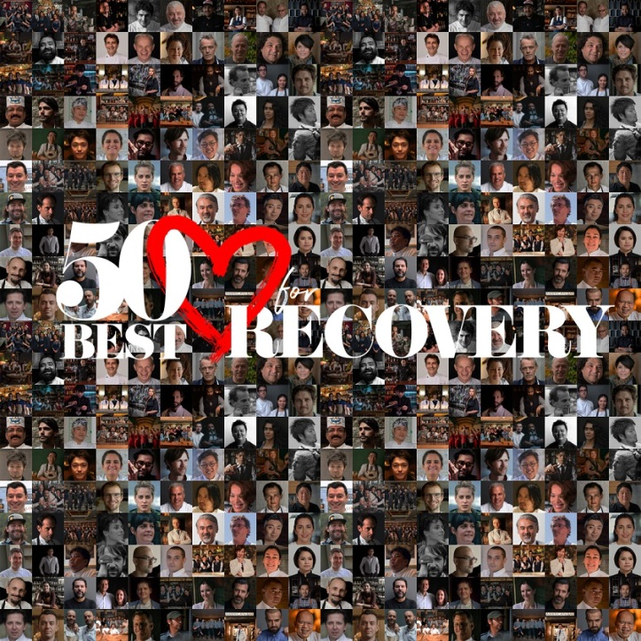 50 Best for Recovery mosaic