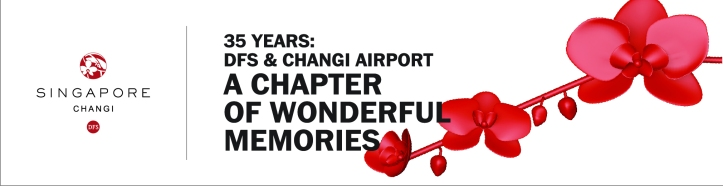 DFS GROUP MARKS 35 YEARS OF WINES _ SPIRITS IN SINGAPORE CHANGI AIRPORT