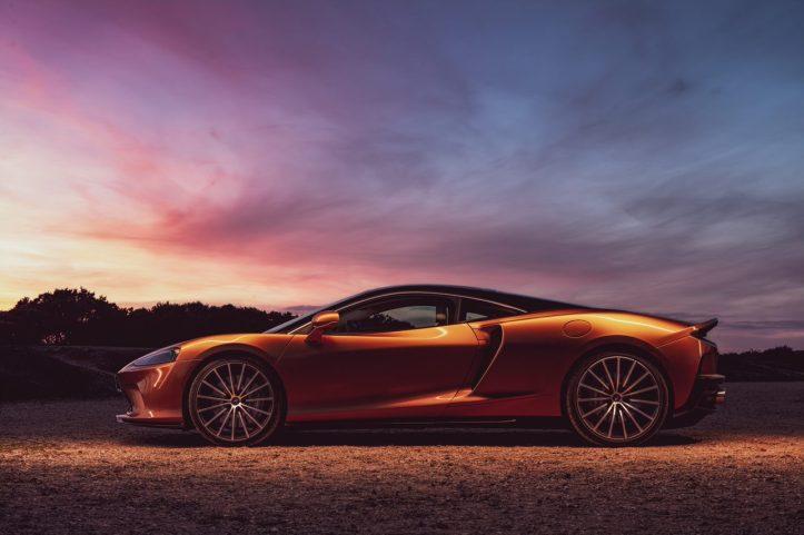 McLaren GT_materials