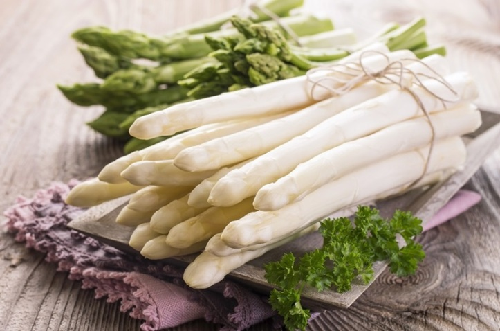 Pan Pacific Singapore - Seasonal White Asparagus