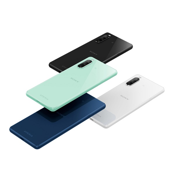 Xperia 10 II_Color_Line_up_square-Large
