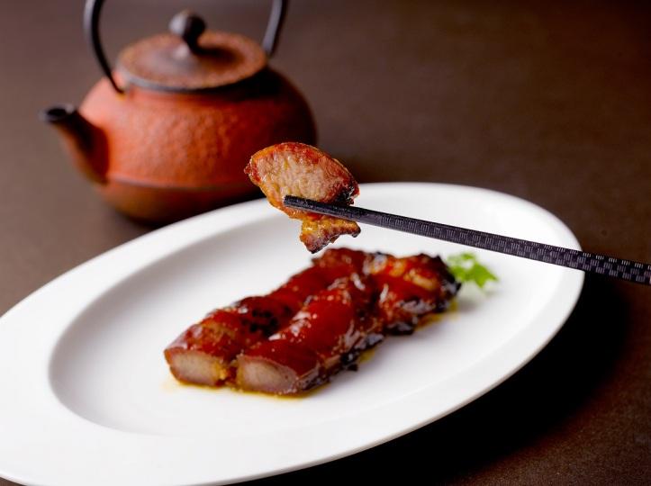 Jiang-Nan Chun_Honey Glazed Pork Collar