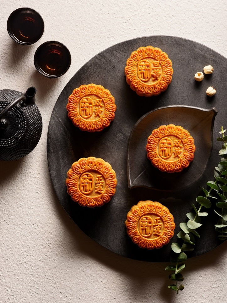 Assorted Baked Mooncakes 2020