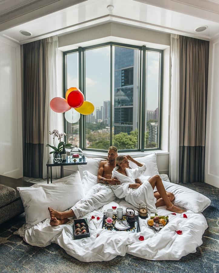 Four Seasons Hotel Singapore_Executive Suite