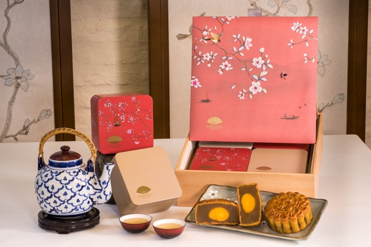 Mooncake_Traditional Baked Mooncakes