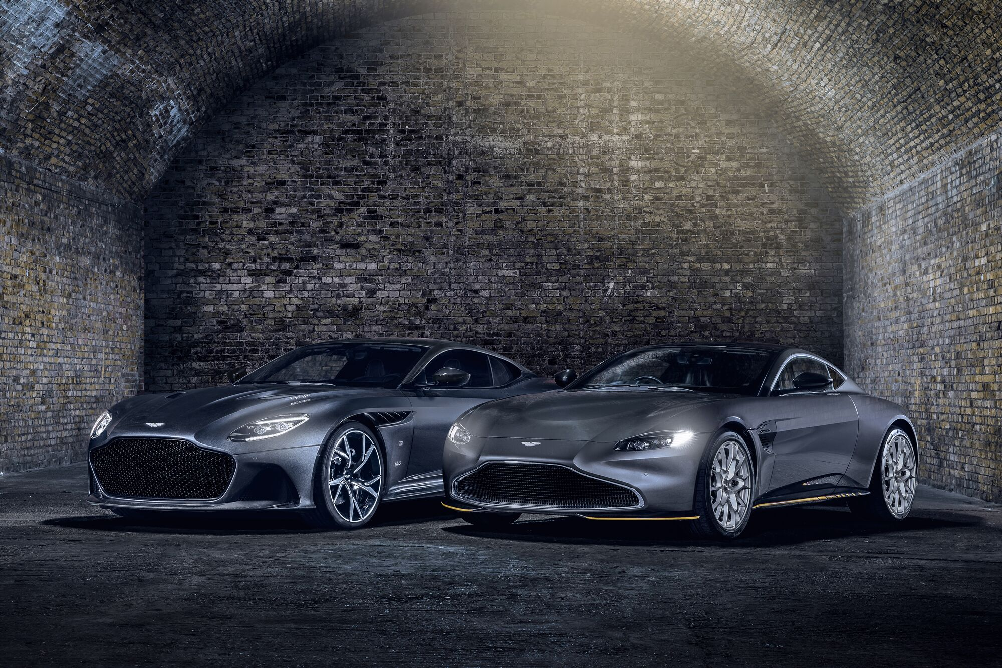 Media Release - Q By Aston Martin Creates New 007 Limited Edition Sports Cars To Celebrate No Time To Die