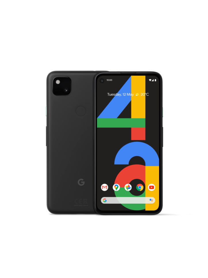 Pixel 4a - the helpful Google phone at an affordable price, packed with the things you want most in a phone