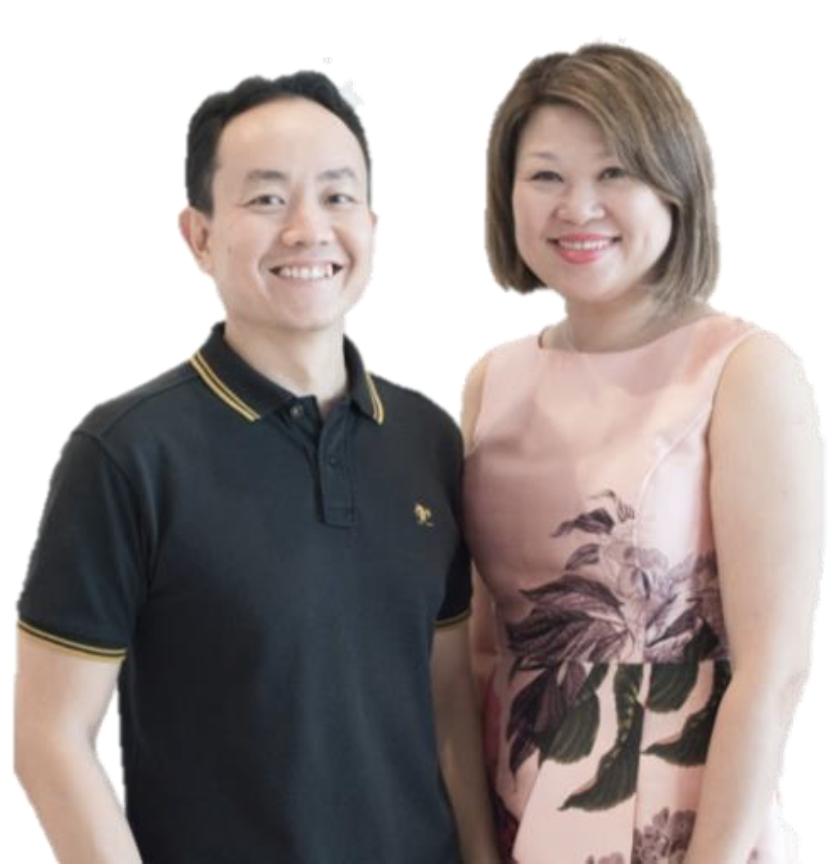 Andrew Yap + Jacqueline Ng