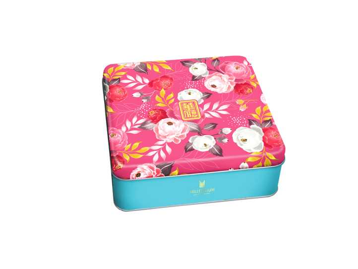 HT Mooncake Tin Box