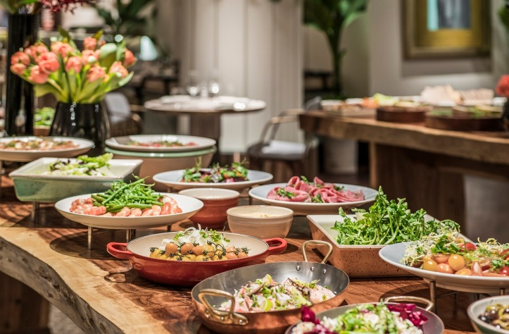 One Ninety Restaurant Semi-Buffet