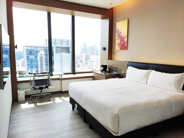 One Farrer Hotel -Mint Room