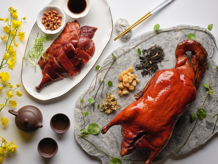 Xin's Home-style Roasted Duck with Tea Leaves