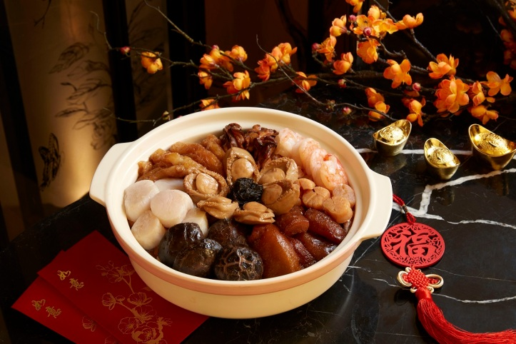 Bountiful Seafood Treasure Pot