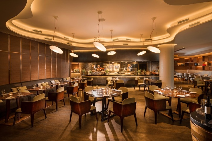 Opus Bar & Grill 3-course semi-sharing menu priced at $228 per couple
