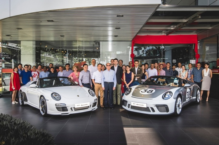 PORSCHE CNY MEDIA LUNCH 2020