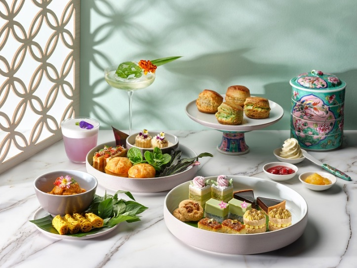 One-Ninety Bar - Peranakan Afternoon Tea