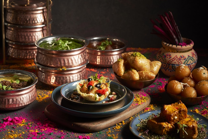 Tiffin Room- The Flavours of Holi